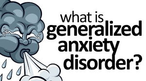 Image result for what is generalised anxiety disorder