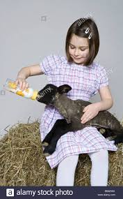 Image result for girl with black lamb