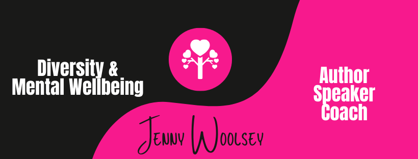 Jenny Woolsey – Author Speaker Coach